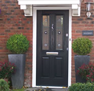 Solid timber core doors