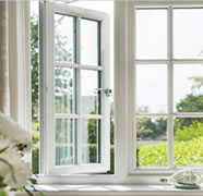 uPVC Beaumont window