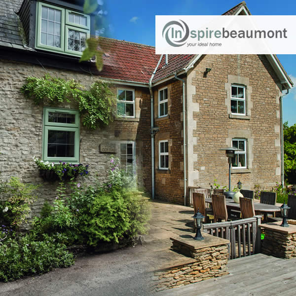 Beaumont range of timber effect windows and doors
