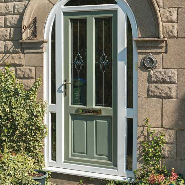 Upvc front doors entrance doors inspire for Upvc glass front doors