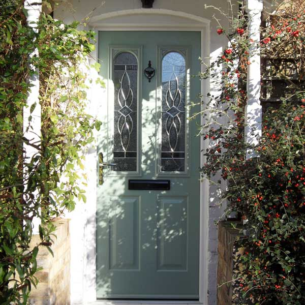 Chartwell composite entrance door
