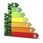 energy efficiency rating charts for reducing energy  bills